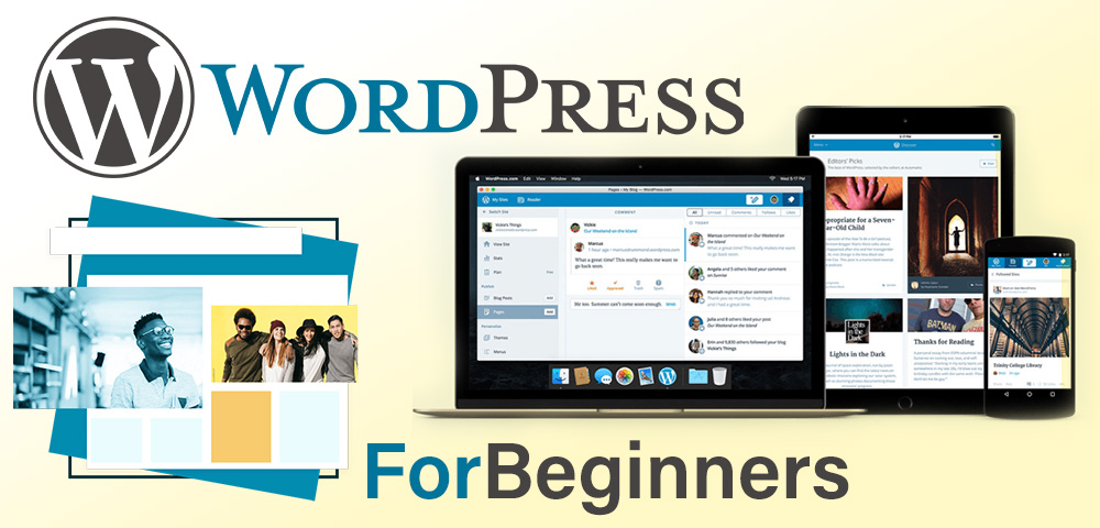 A volunteer will assist you to learn how WordPress works and how you can use it for a personal blog, hobby website, or other web-based activity.