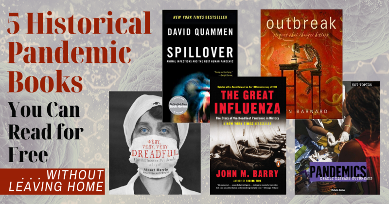 5 Historical Pandemic Books
