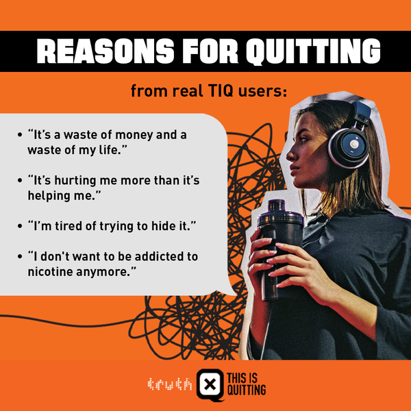 Reasons for Quitting