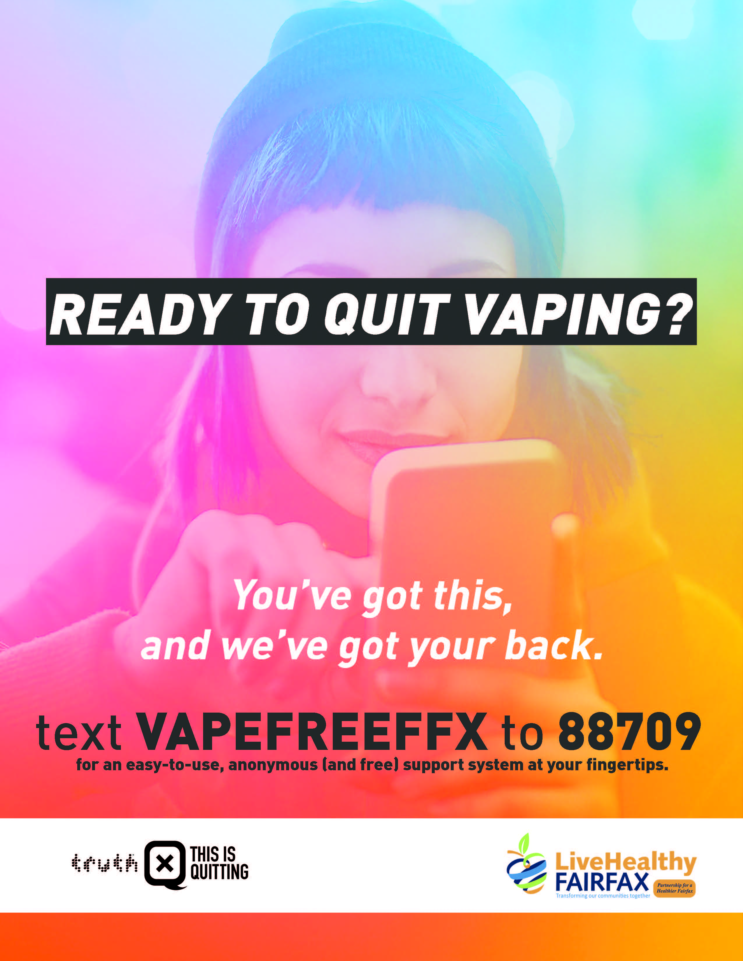 Ready to Quit Vaping?