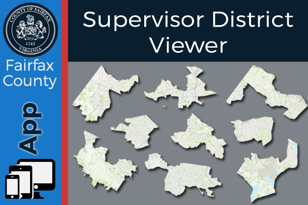 Supervisor District Viewer