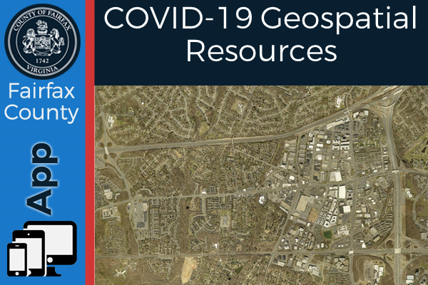 Geospatial resource page deployed for COVID-19