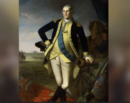 George Washington Appointed Commander In-Chief