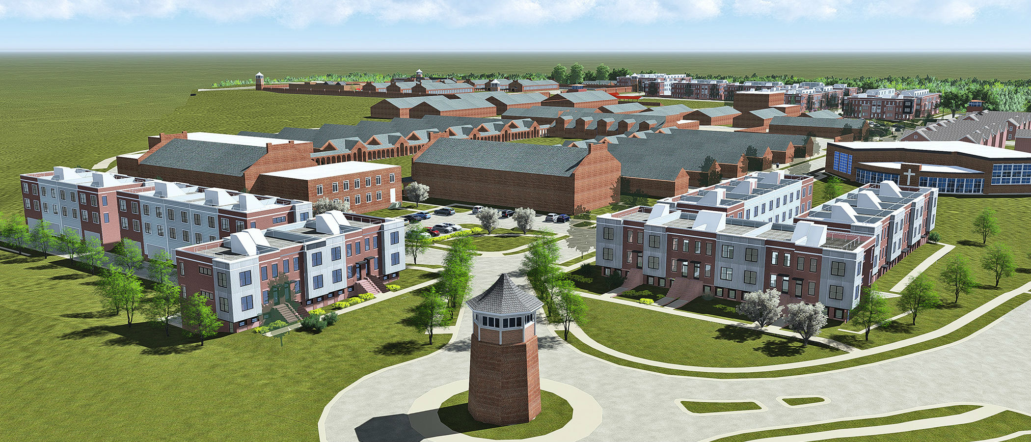 Liberty Hill Rendering