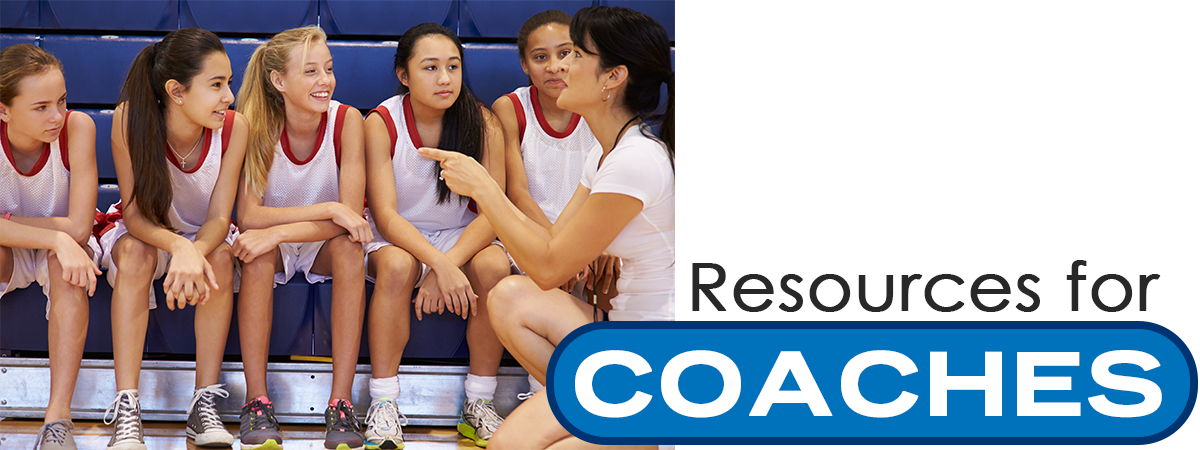 Resources for Coaches