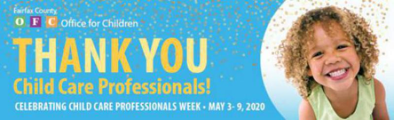 Child Care Professional Week