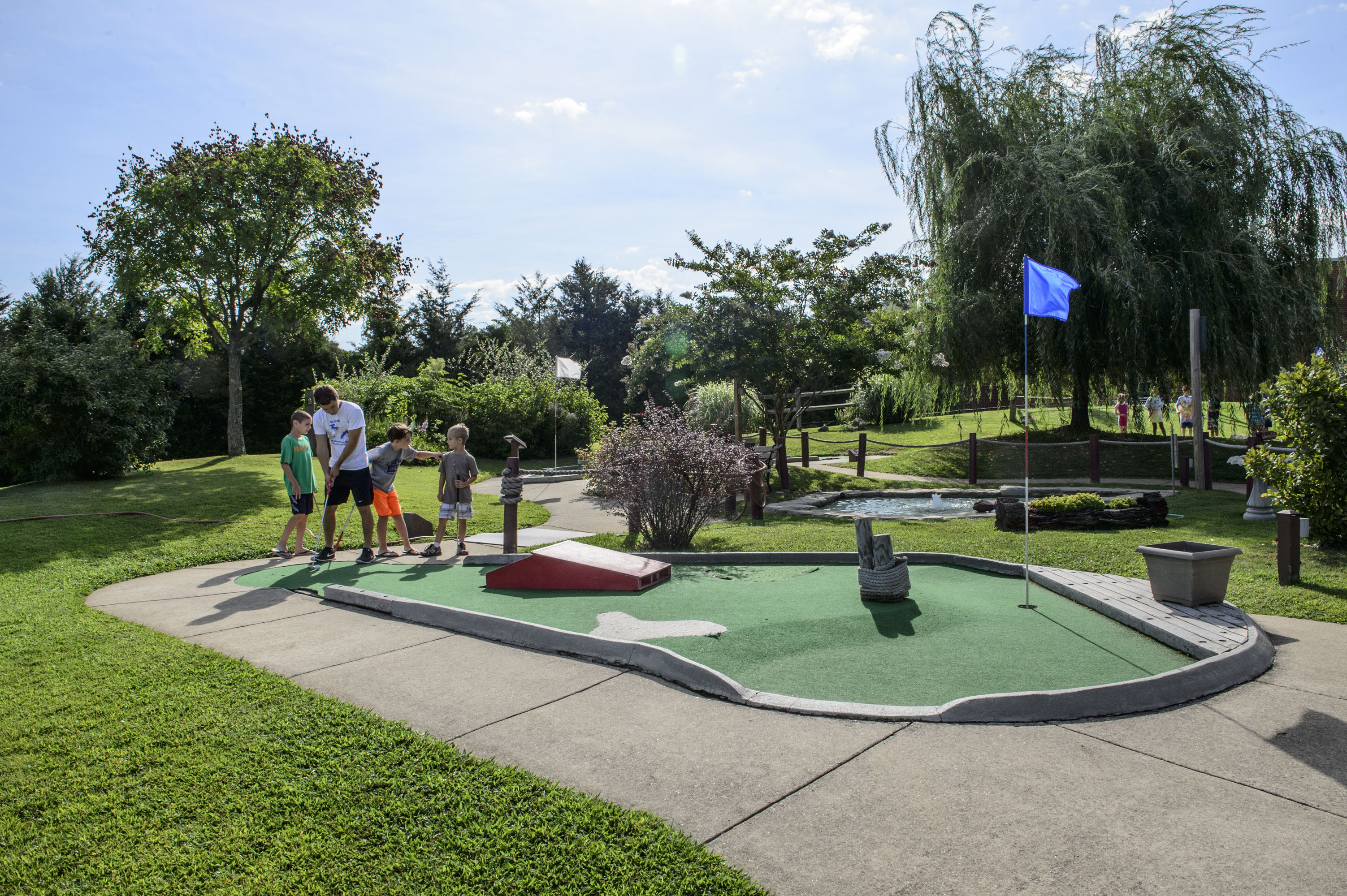 Oak Marr Mini Golf