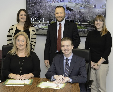 Park Authority and Pathways Sign Partnership Agreement