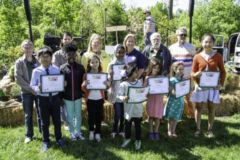SpringFEST Poetry Showcase Highlights Student Poetry Winners