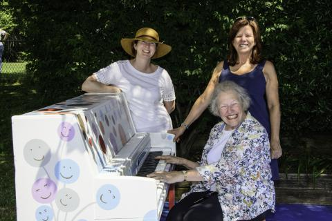 Pop-Up Park Pops Up in Annandale for Season of Fun