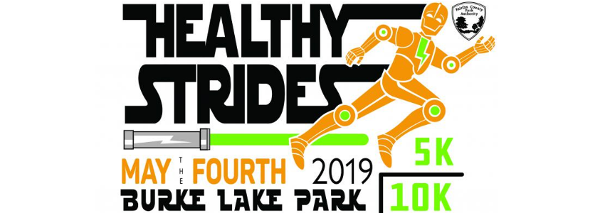 Healthy Strides 5k-10 Race