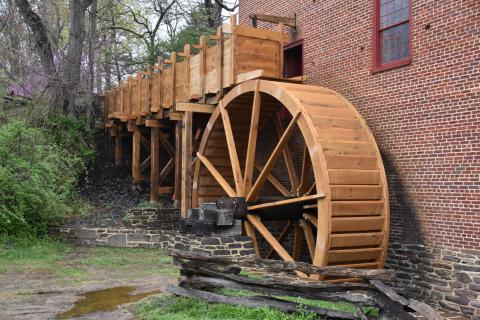 Colvin Run Mill