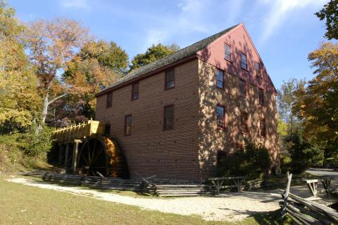 Climb to New Heights at Colvin Run Mill During Special Tour