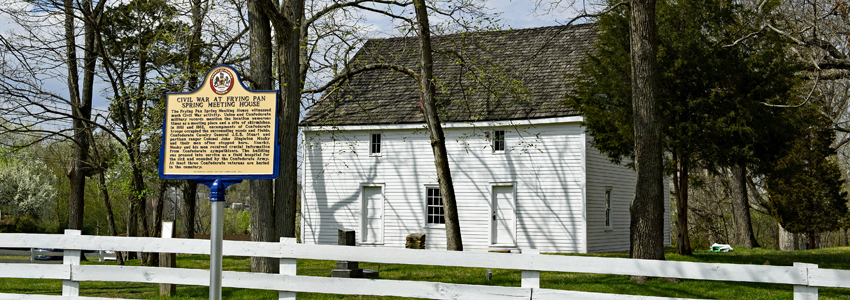 The Meeting House at Frying Pan