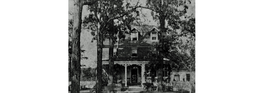 House at Green Spring, 1878-1911