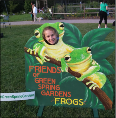 FROGS Have Something to Crow About with NACPRO Award
