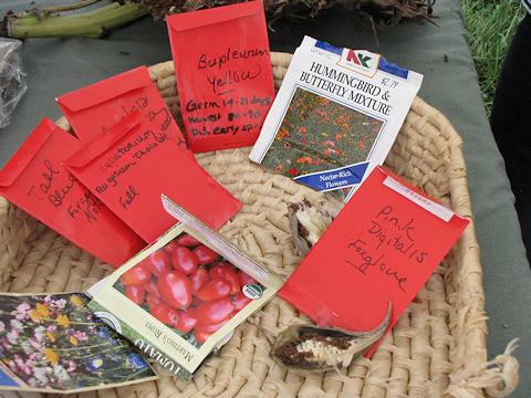 Swap Seeds and Soak Up Gardening Info at 15th Annual Seed Exchange