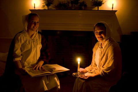 Take a Dip into Candle Dipping at Sully History Site
