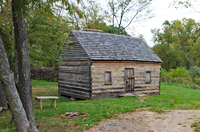 Outbuilding at Sully Historic Site