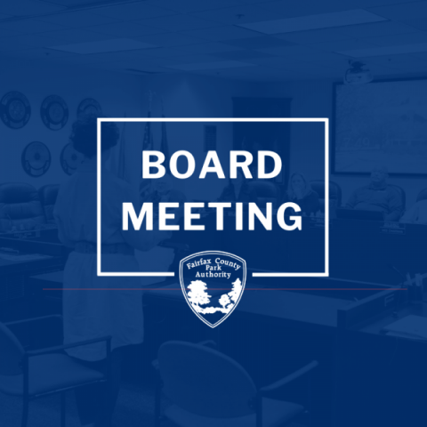 Park Authority to Hold Electronic Board Meeting on July 8