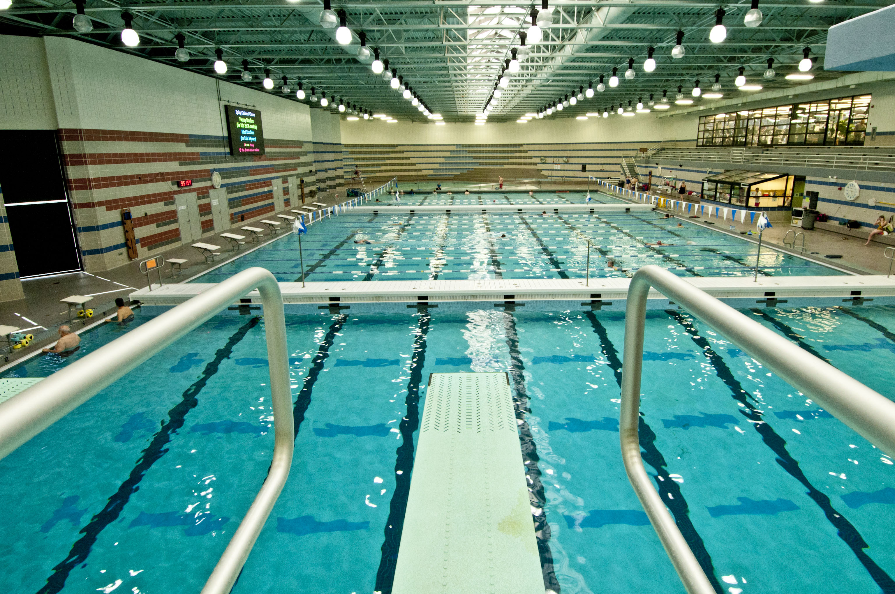 Recenter diving board rules park authority - Swimming pool diving board regulations ...
