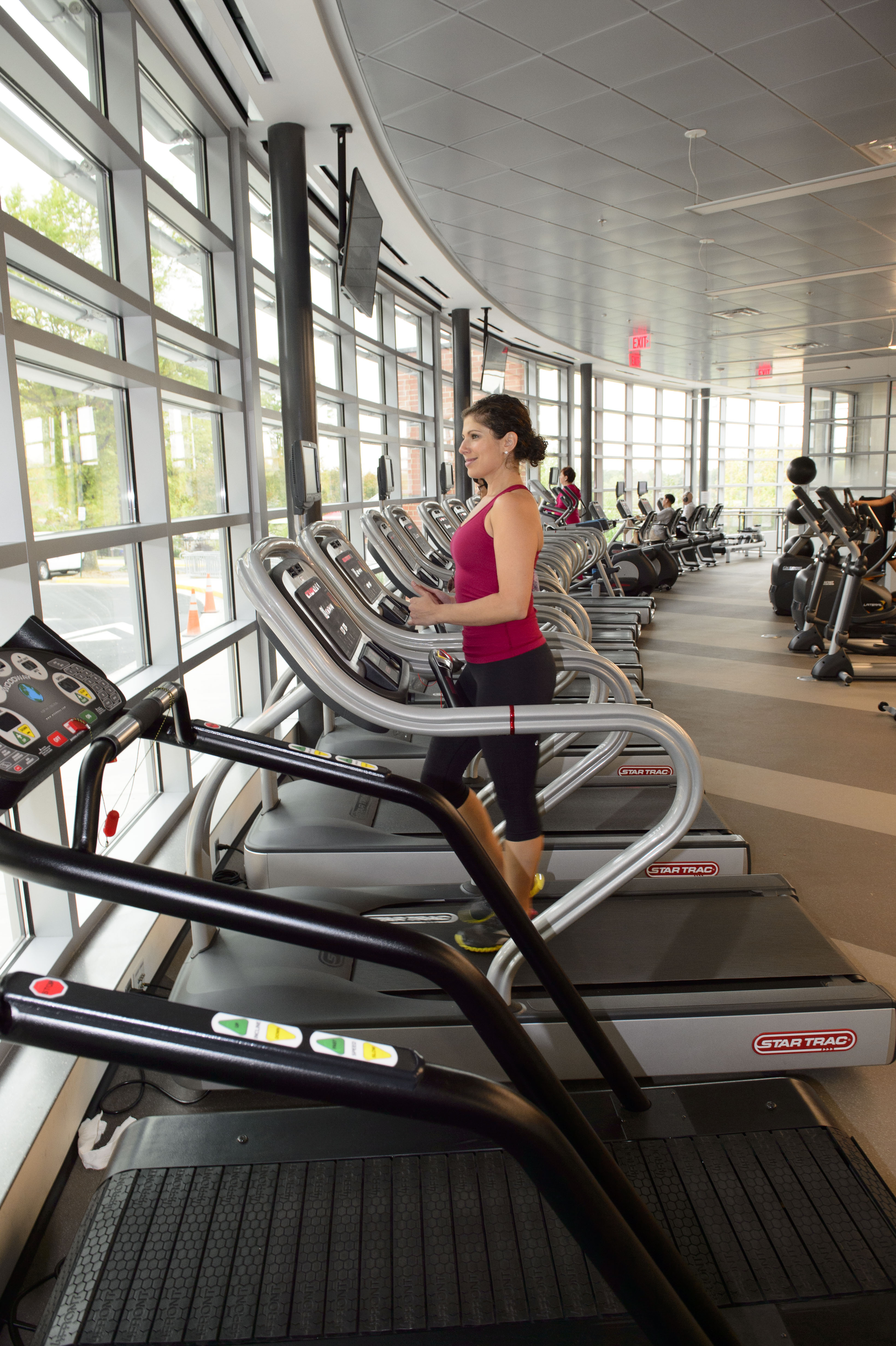 Recenter fitness room rules park authority