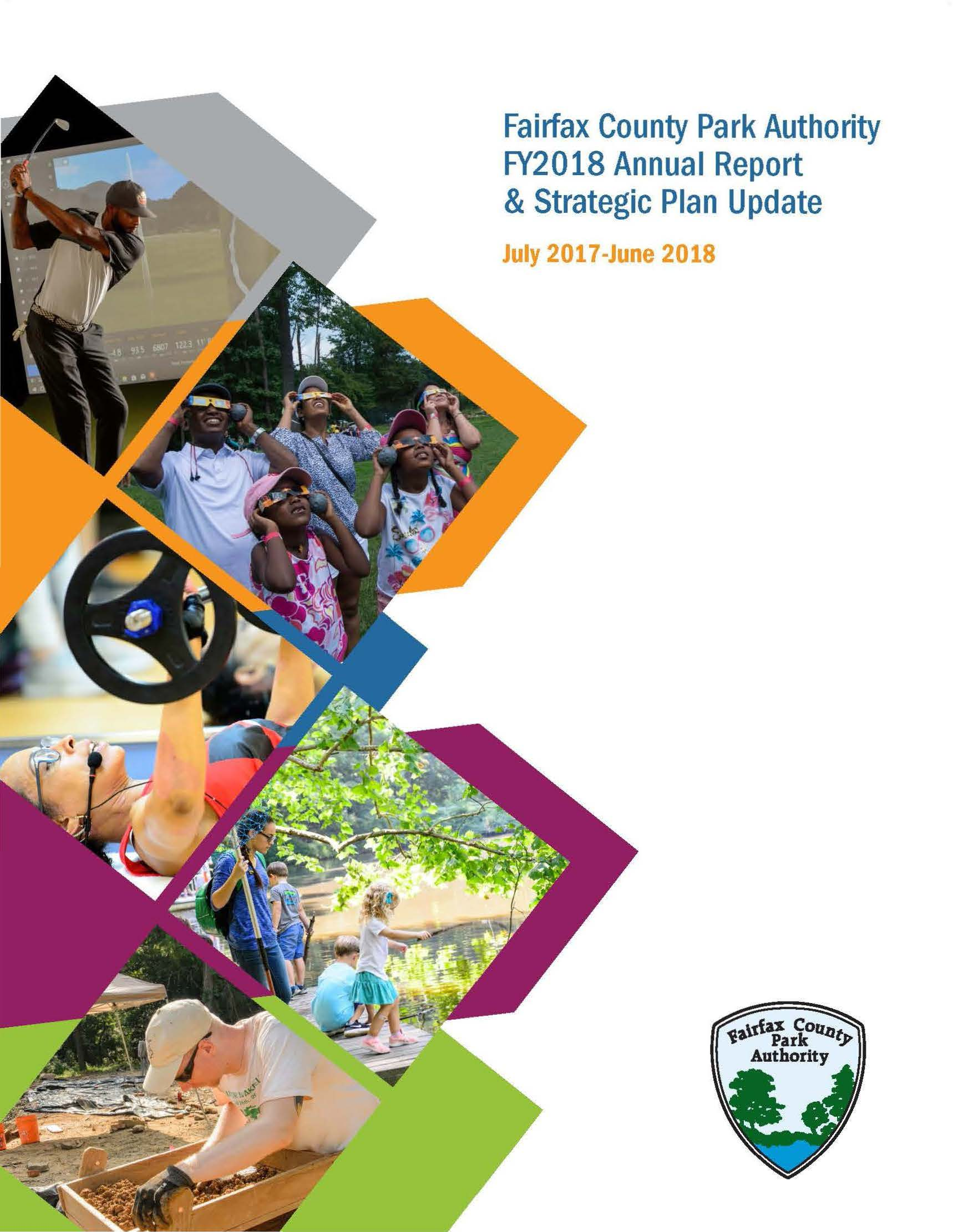 FY18 Strategic Plan and Annual Report