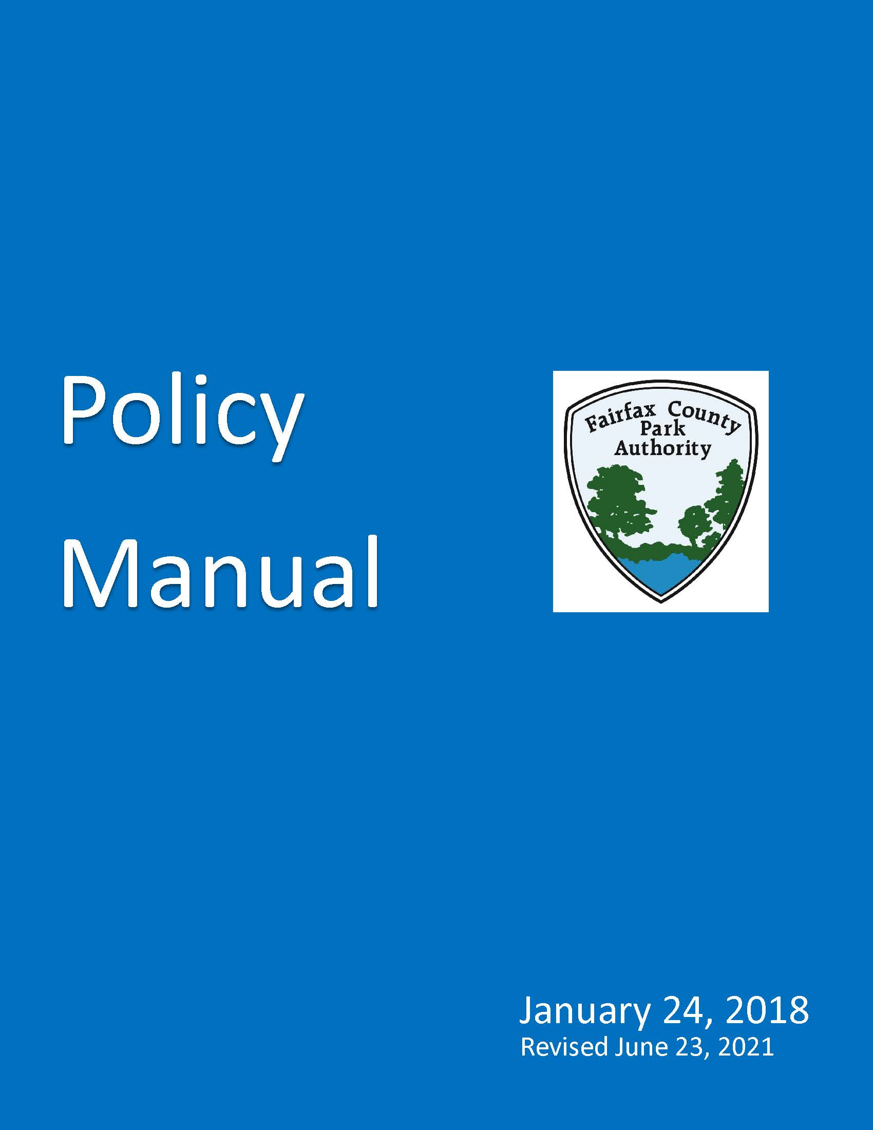 FCPA Policy Manual