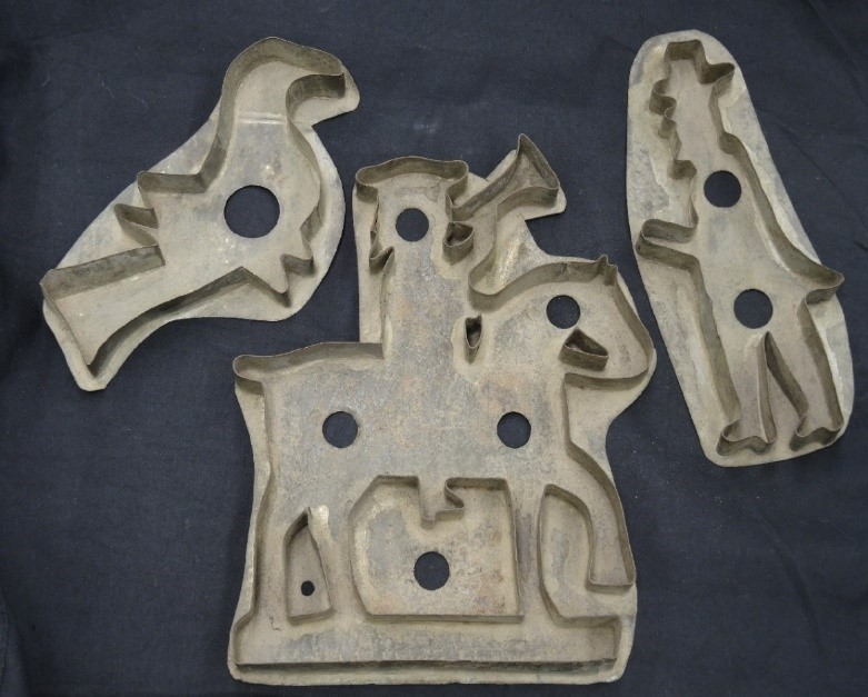Cookie Cutters Offer a Taste of History