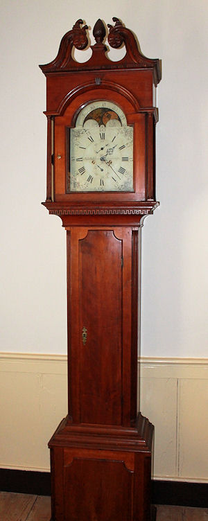 Sully's Tall Case Clock