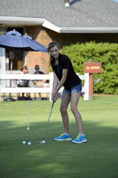 Learn, Chip and Putt with Affordable Junior Clinics
