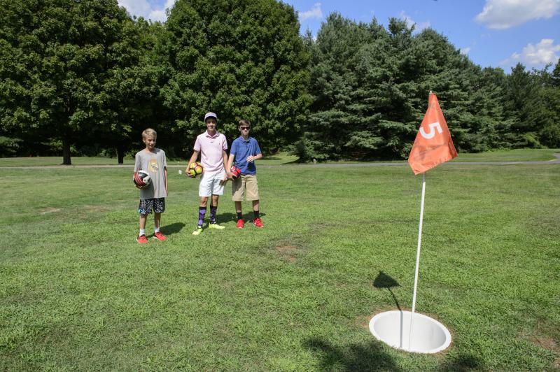 You'll Get a Kick Out of This - FootGolf at Pinecrest is Back