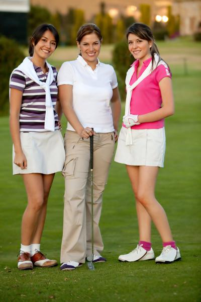 golf ladies