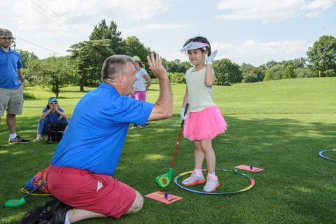Swing into Spring With Golf Classes for All Ages and Levels