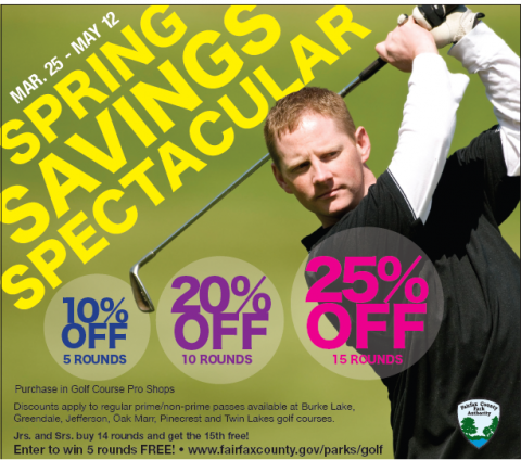 Tee Off the Season with Golf Spring Pass Savings