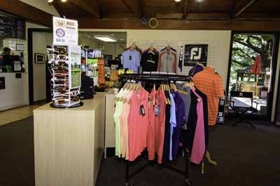 Jefferson Pro Shop
