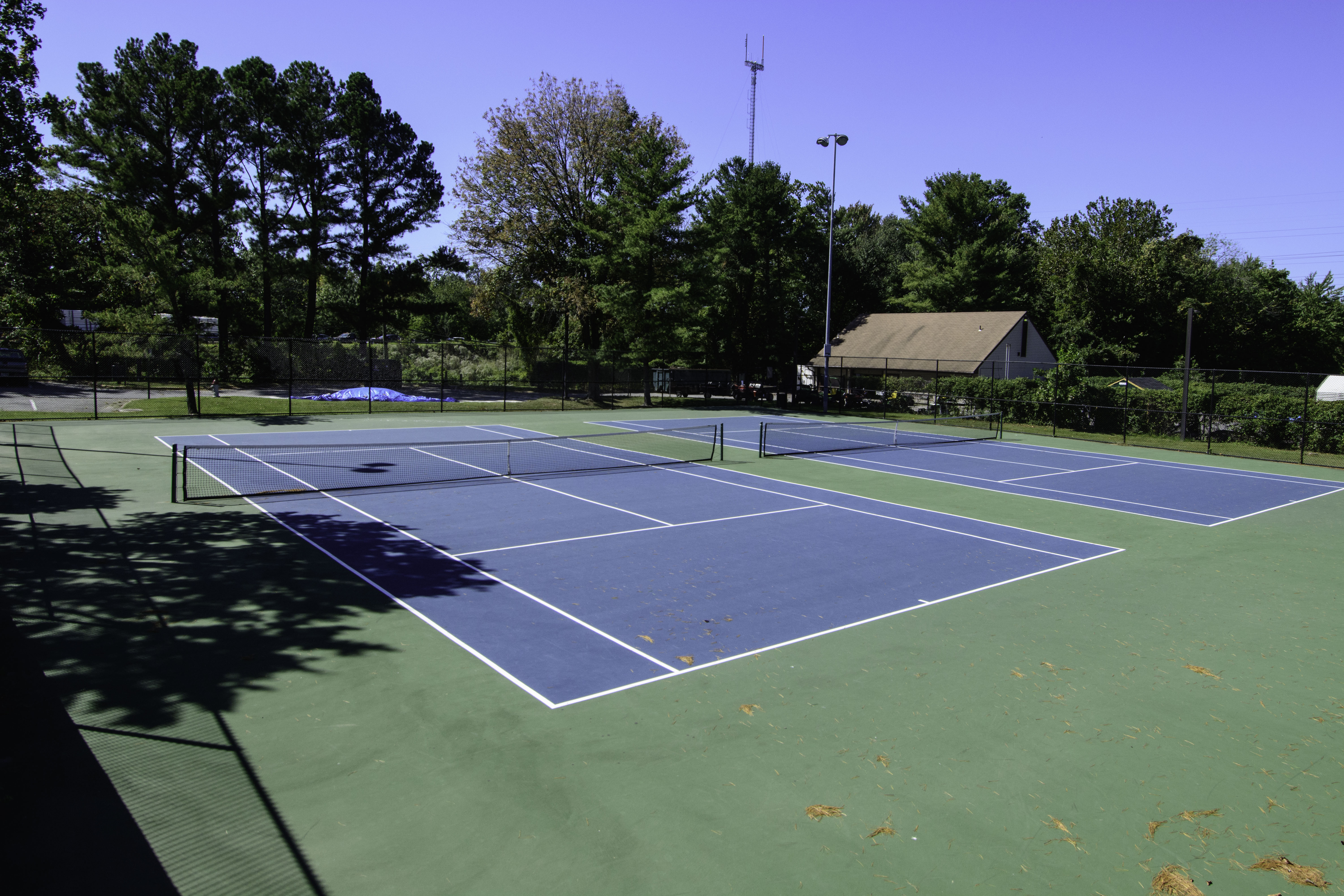 Jefferson Golf Tennis Courts