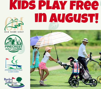 Kids Play Free with Paying Adult