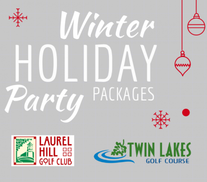 Let us Help Plan your Holiday Party
