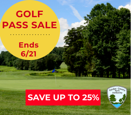 Swing into Spring with a Golf Fairfax Spring Pass