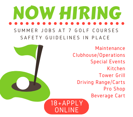 Golf Now Hiring