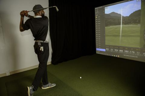 Improve your Golf Game with Simulations and Yoga