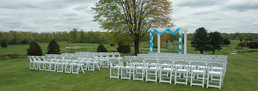 Twin Lakes Outdoor Wedding Ceremony