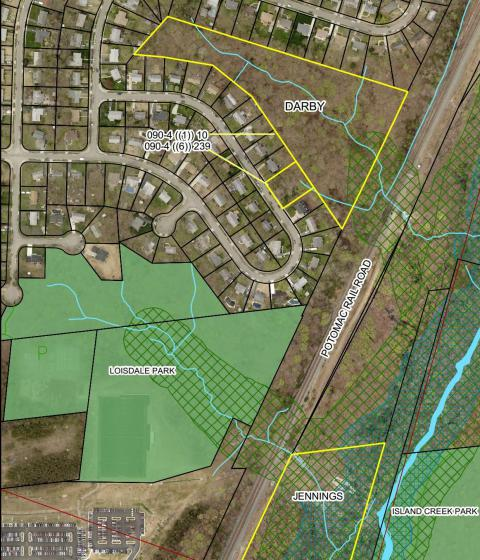 Fairfax County Parks Add Acreage Near Loisdale Park