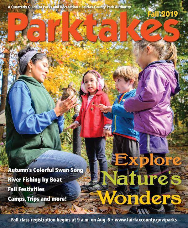 Parktakes Online | Park Authority