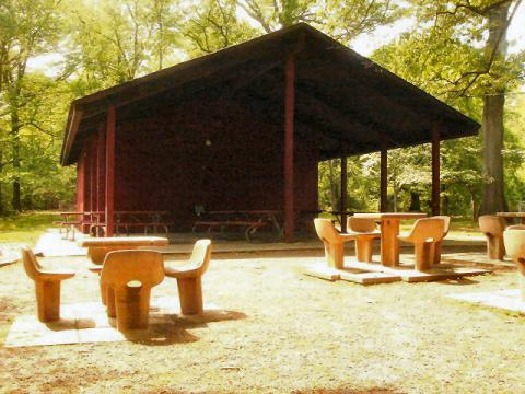 Roundtree Park Reservable Picnic Shelter