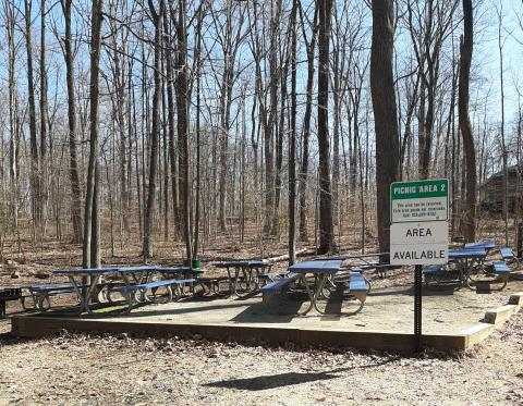 Lake Accotink Picnic Area #2