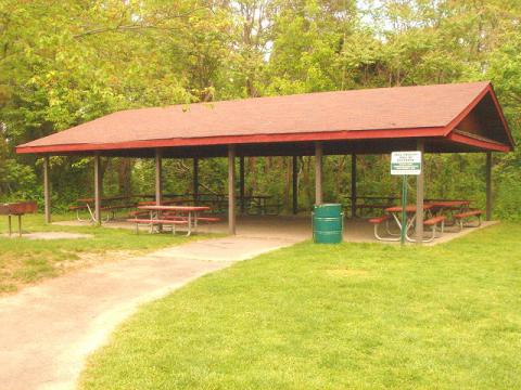 Mason District Shelter #1