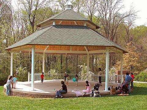 McLean Central Park Gazebo