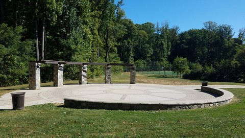 Ossian Hall Park Reservable Amphitheater